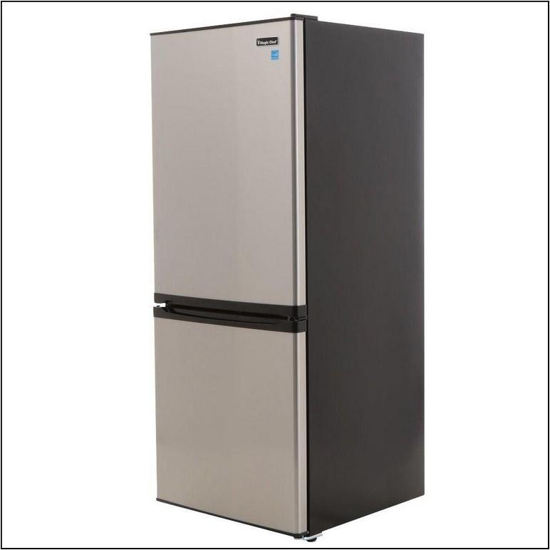 10 Cubic Foot Refrigerator Bottom Freezer