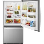 18 Cubic Feet Refrigerator Bottom Freezer