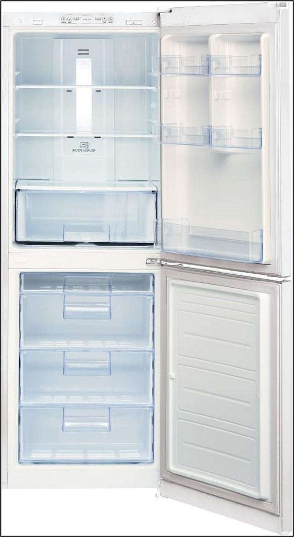 24 Inch Deep Refrigerator Freezer