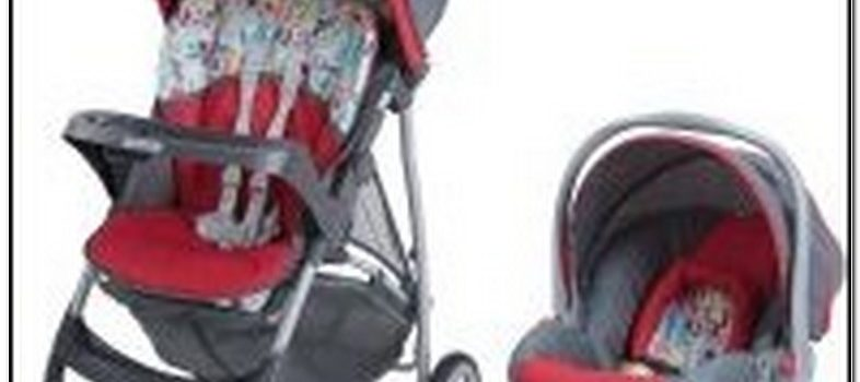 3 In 1 Car Seat And Stroller Combo At Walmart
