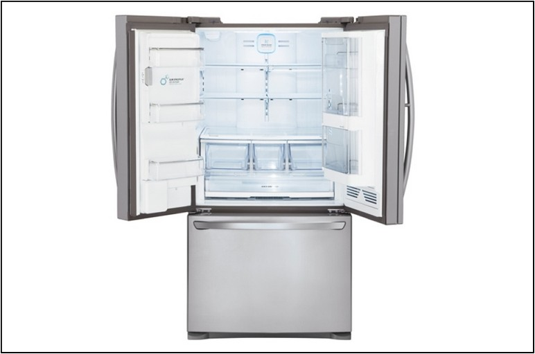30 Inch Wide Counter Depth Refrigerator Bottom Freezer