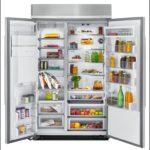 30 Width Side By Side Refrigerator