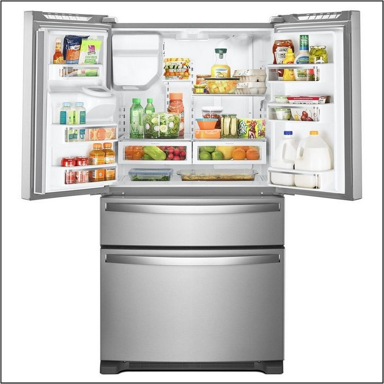 32 Inch Wide Refrigerator With Water Dispenser