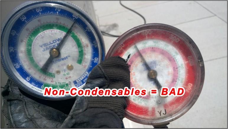 407c Refrigerant Suction Pressure