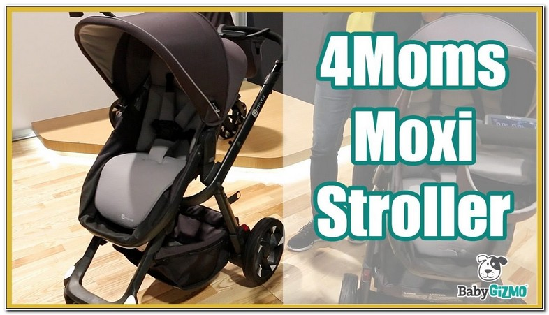 4moms Moxi Stroller Charger