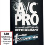 Ac Pro Refrigerant Canada
