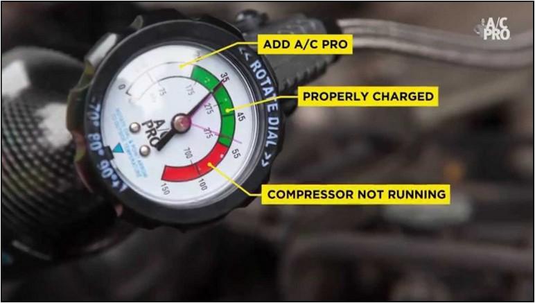 Ac Pro Refrigerant Video