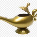 Aladin Lamp Png