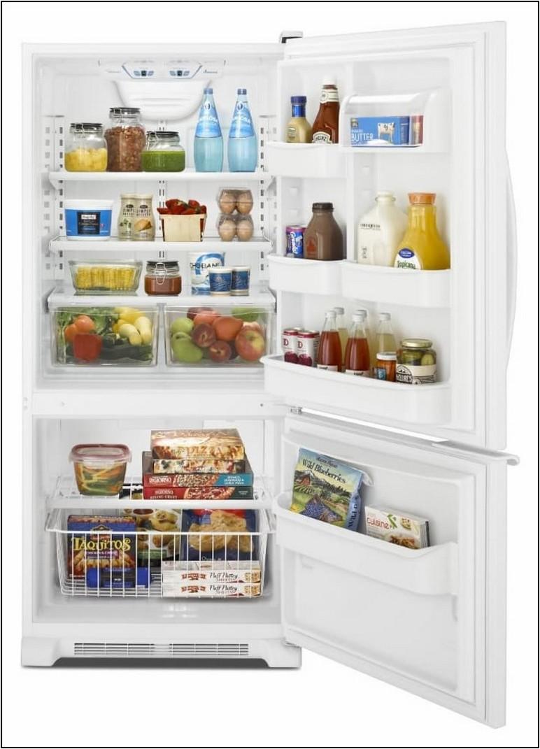 Amana Refrigerator Reviews Bottom Freezer