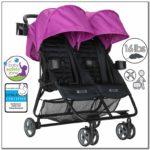Amazon Zoe Double Stroller