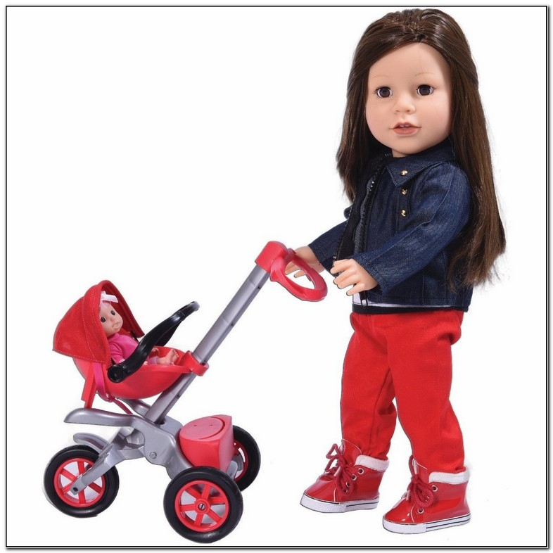American Girl Doll Stroller
