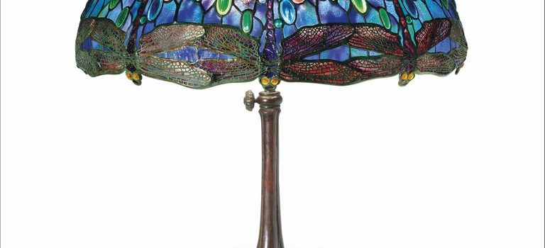 Antique Tiffany Table Lamps Value