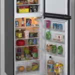 Apartment Size Refrigerator Freezer