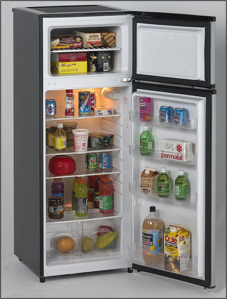 Apartment Size Refrigerator Freezer
