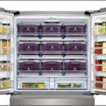 Average Refrigerator Size Us