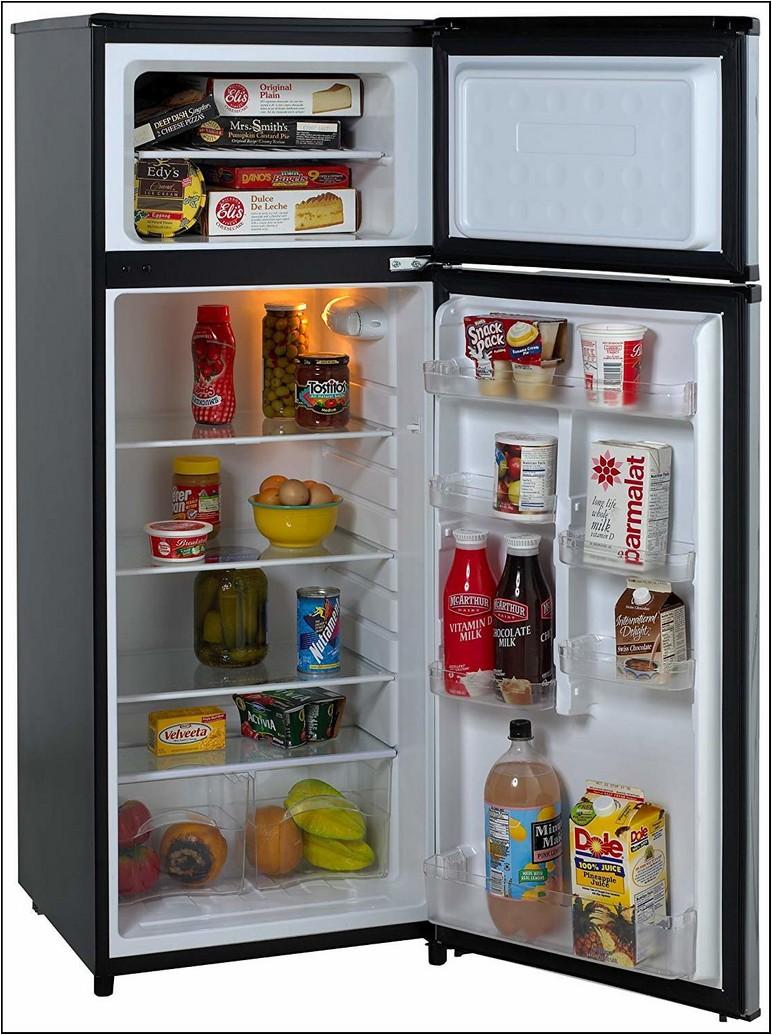 Average Size Of A Refrigerator Freezer