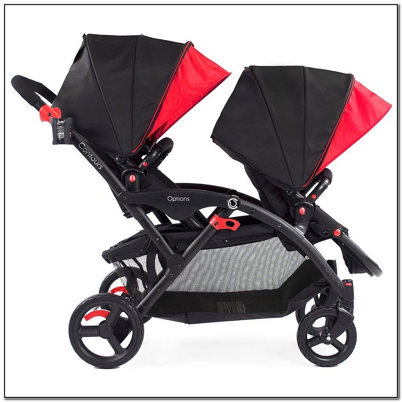 Babies R Us Double Stroller For Infant And Toddler ...