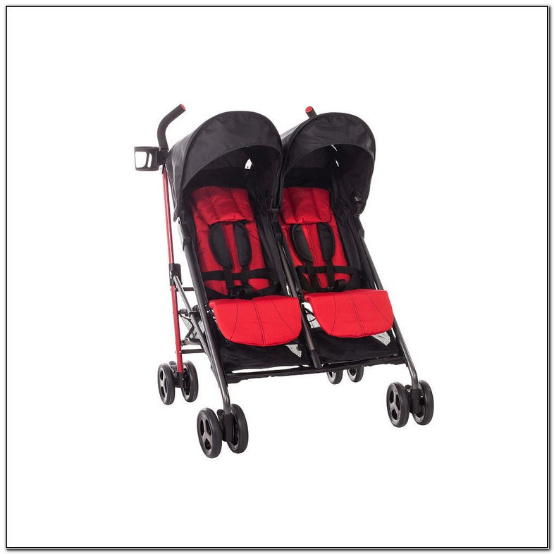Babies R Us Double Stroller