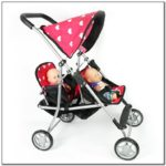 Baby Doll Double Stroller Canada