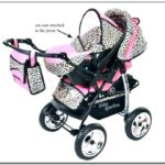 Baby Girl Carseat And Stroller Combo