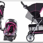 Baby Girl Stroller And Carseat