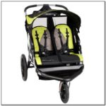 Baby Trend Expedition Double Jogging Stroller Ex
