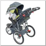 Baby Trend Expedition Jogging Stroller With Car Seat