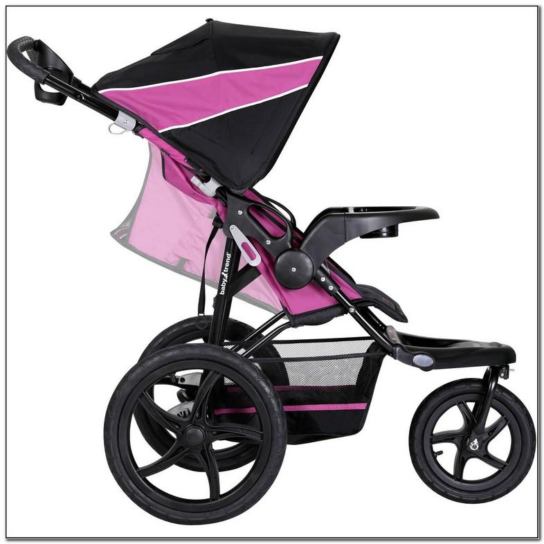 Baby Trend Jogging Stroller Walmart Design Innovation