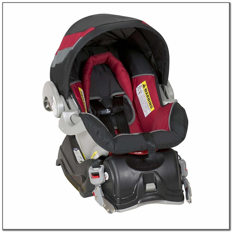 Baby Trend Jogging Stroller With Car Seat