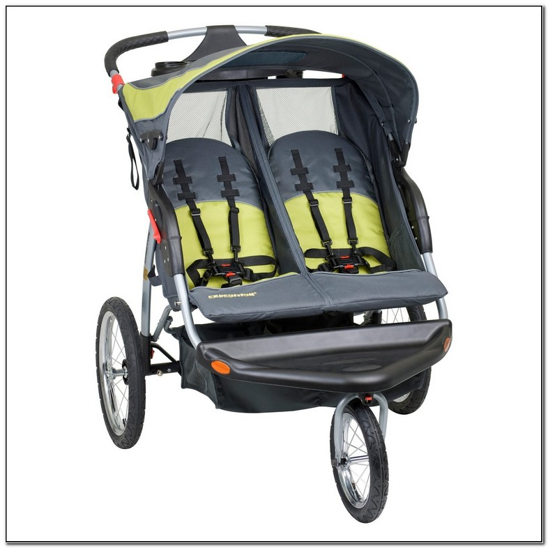 Baby Trend Navigator Double Jogging Stroller Parts