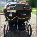 Baby Trend Navigator Double Jogging Stroller Sonic