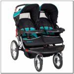 Baby Trend Navigator Double Jogging Stroller Tropic