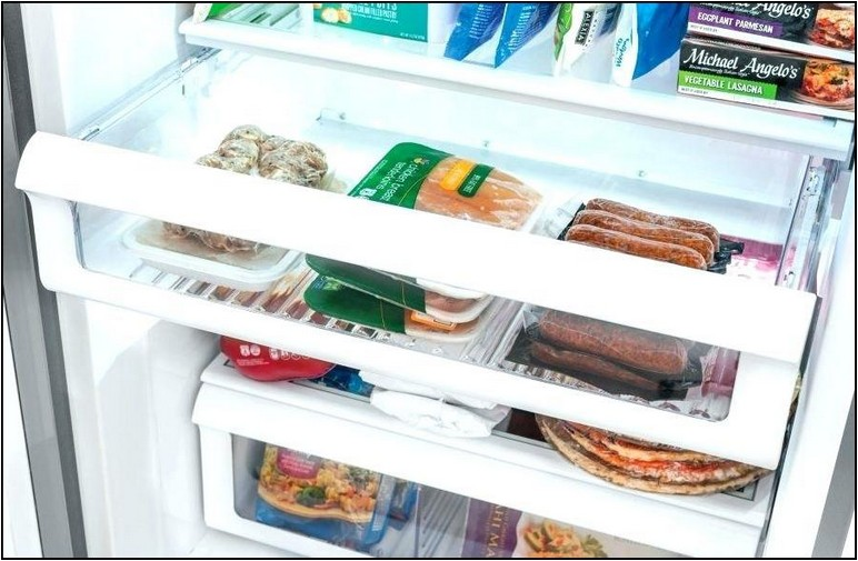 Baking Soda Refrigerator Mold