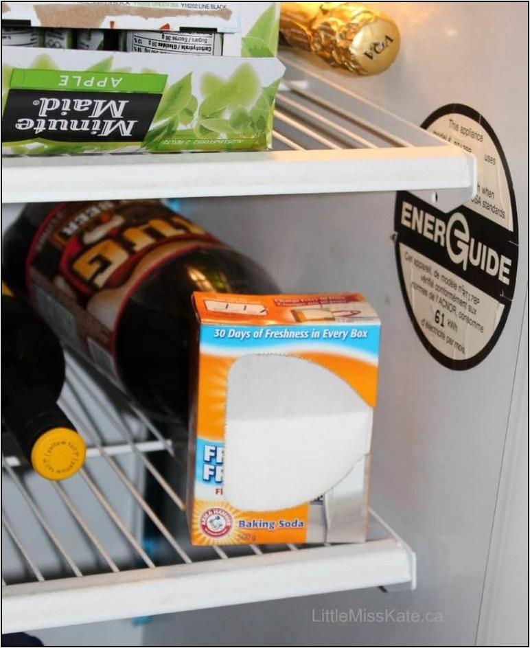 Baking Soda Refrigerator Smell