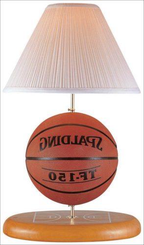 Basketball Desk Lamps