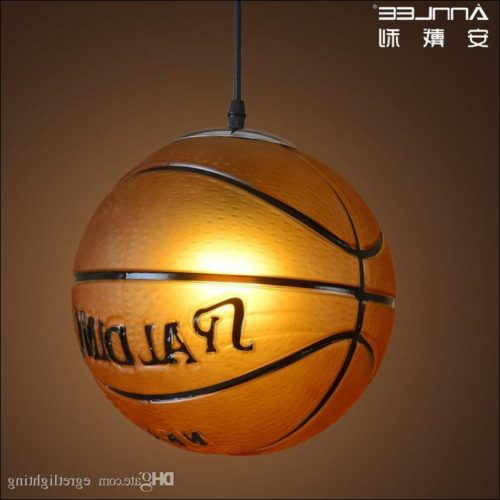 Basketball Lamps Australia
