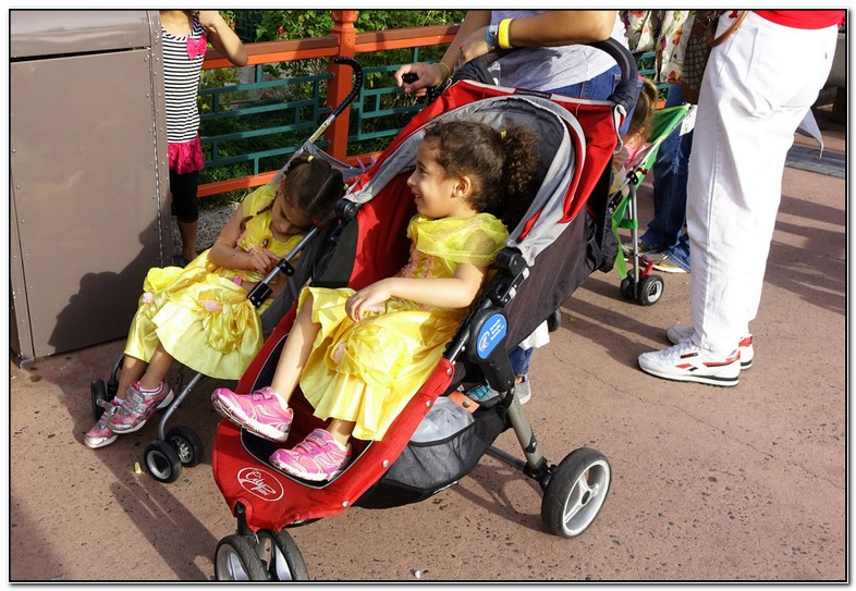 Best Big Kid Stroller For Disney