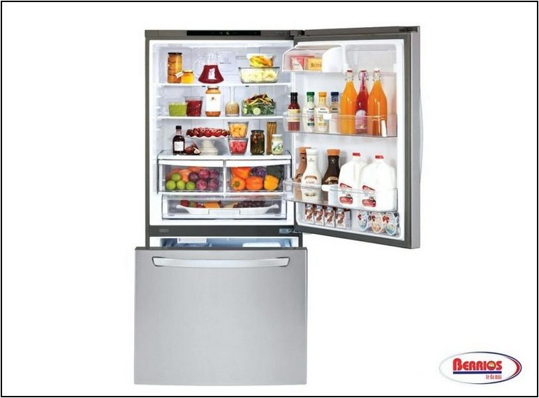 Best Bottom Freezer Refrigerator With Water Dispenser