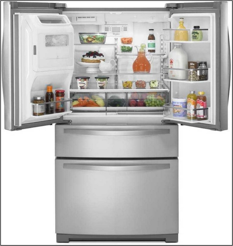 Best Buy Whirlpool Counter Depth Refrigerator