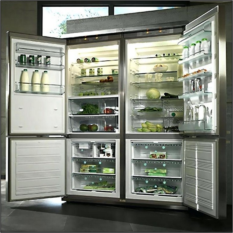 Best Commercial Refrigerator For Home