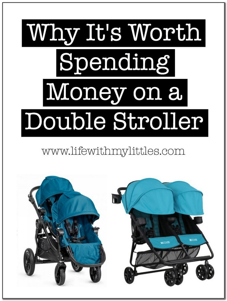 Best Compact Double Stroller 2017