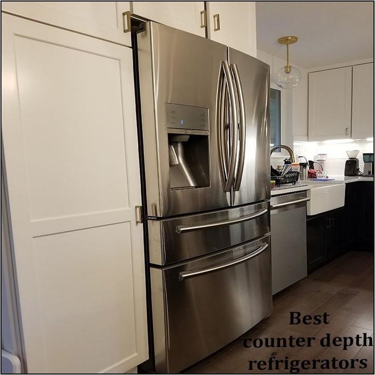Best Counter Depth Refrigerator Brands 2017