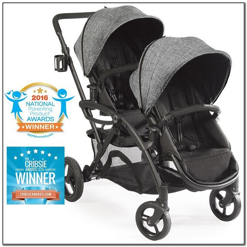 Best Double Stroller For Infant And Toddler 2016