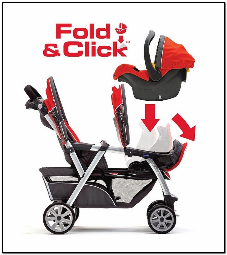 Best Double Stroller For Infant And Toddler For Travel