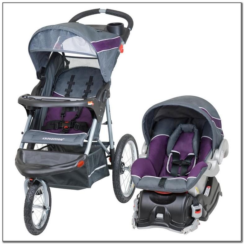 Best Infant Car Seat Jogging Stroller Combo