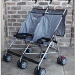 Best Lightweight Double Umbrella Stroller For Travel