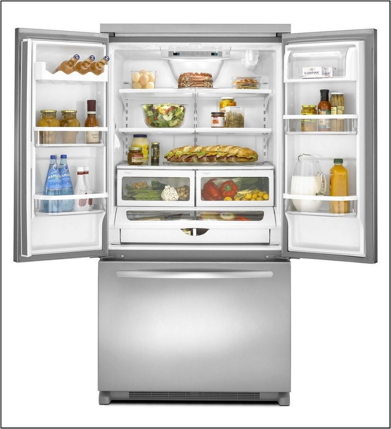 Best Rated French Door Refrigerator With Water Dispenser