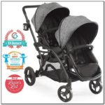 Best Tandem Double Stroller For Infant And Toddler