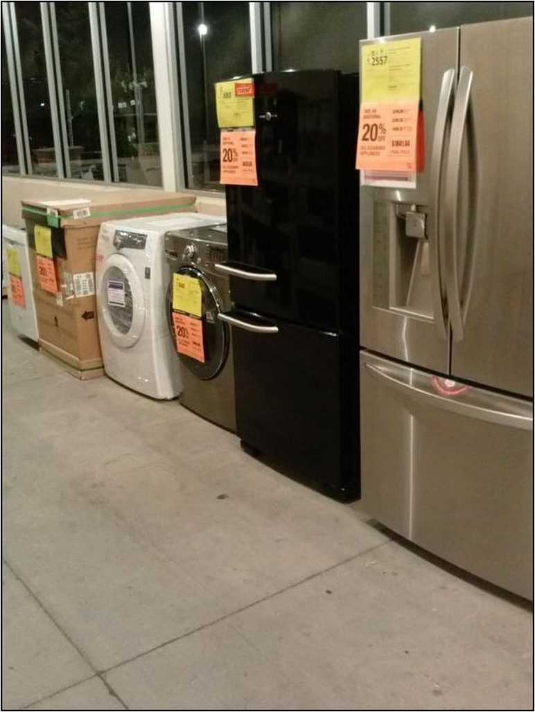 Best Time To Buy Refrigerator At Home Depot