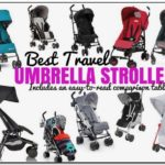 Best Umbrella Stroller For Airport Travel
